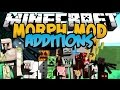 Download & Review Morph Additions Mod 1.7.10