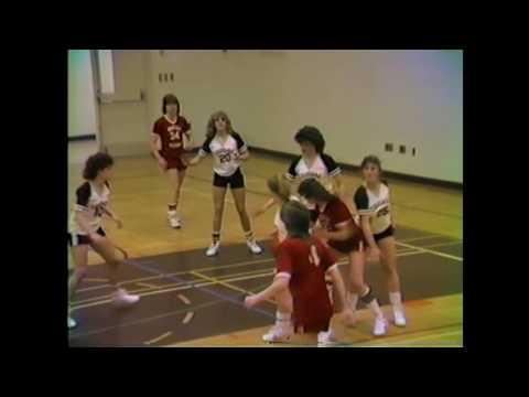 NCCS - Moriah Girls  1-19-87