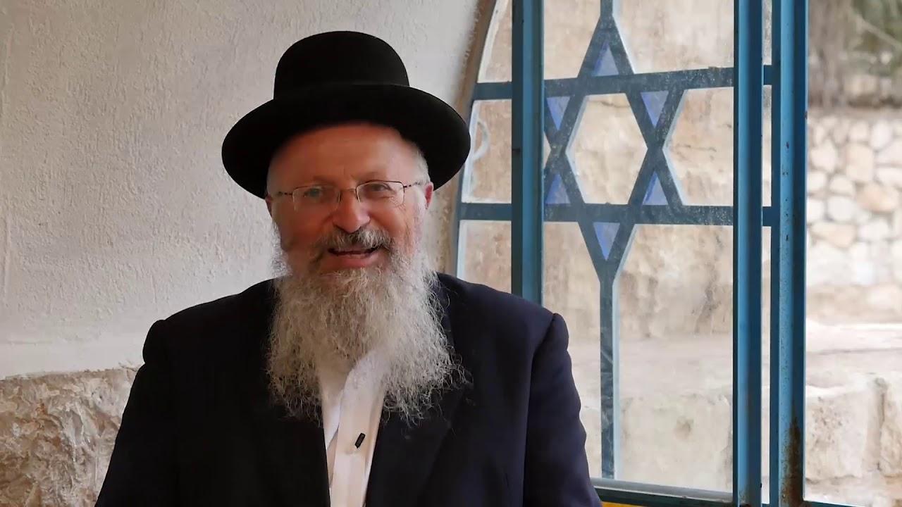 בדרך אל הגאולה - עודד הרוש בשיחה אישית עם הרב שמואל אליהו