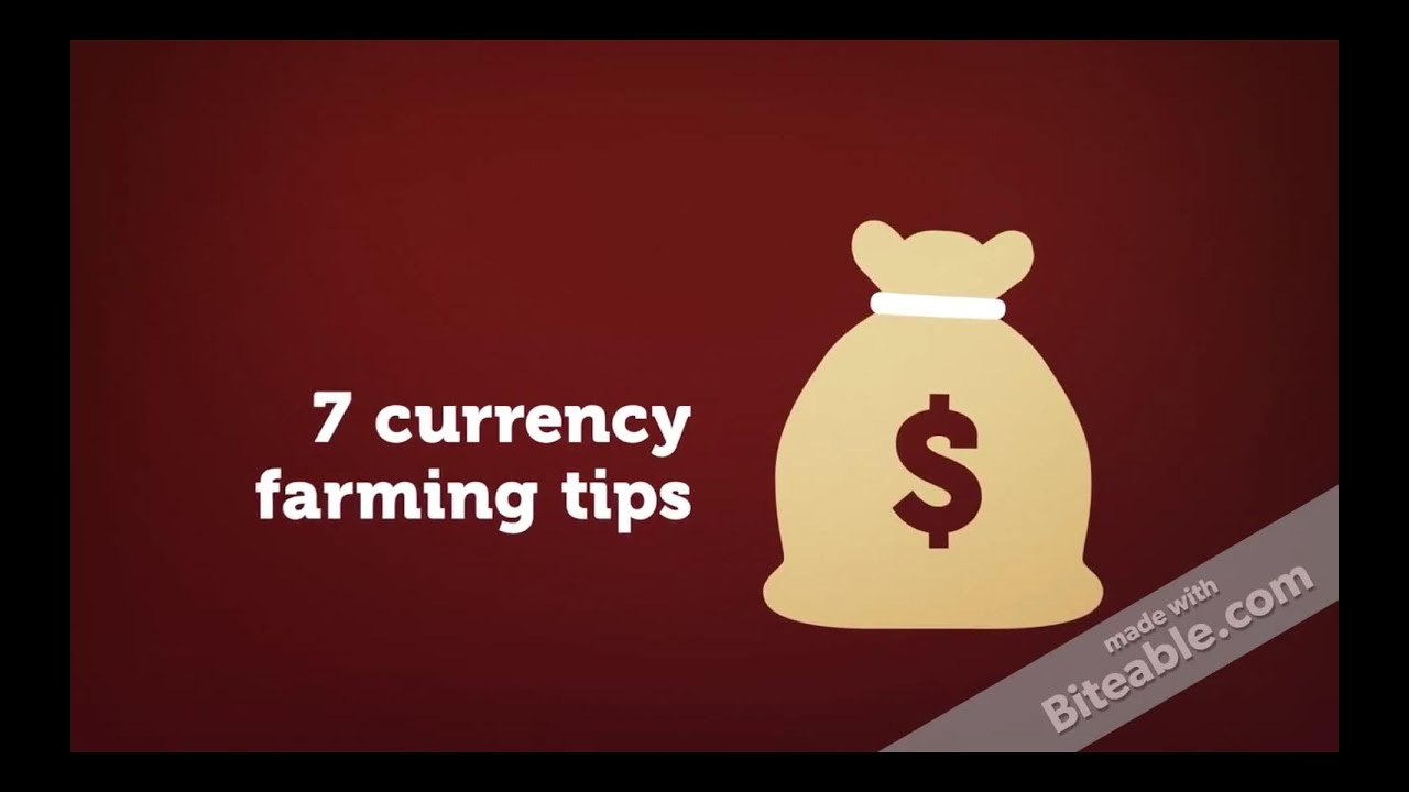 path of exile 7 currency farming tips faster earning poe farming
