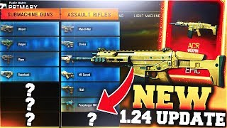 Video Black Ops 3 New Update 124 W New Bo3 Dlc Weapons New M1911