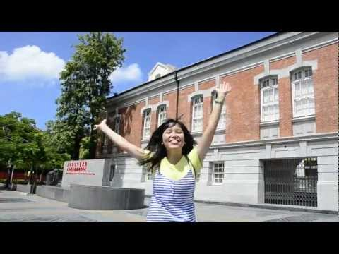Traveling in Tainan City