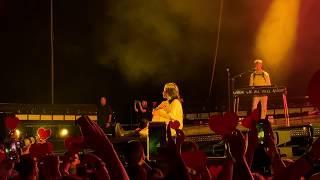 listen before i go - Billie Eilish in Lisbon, Portugal (04/09/2019)