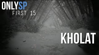 Kholat - First 15 Minutes of Gameplay in 1080p 60FPS (No Commentary)