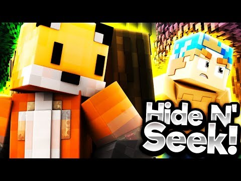 Joey The Ultimate Hider - Minecraft Hide And Seek W/JoeyGraceffa