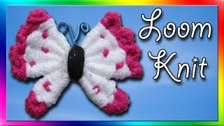 How To Loom a Butterfly