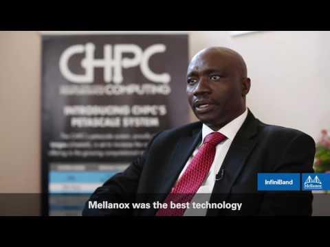 Mellanox InfiniBand   CHPC South Africa HD