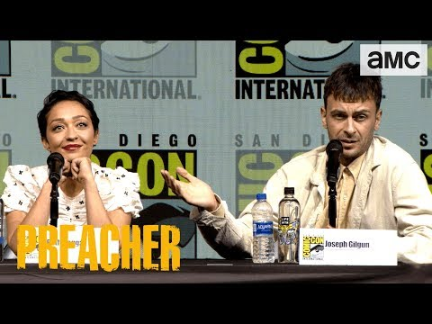 Preacher: 'New Characters' ComicCon 2018 Panel Highlights