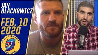 Jan Blachowicz previews Corey Anderson fight, says Jon Jones is next | Ariel Helwani's MMA Show