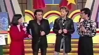 1992 Bon Jovi上台灣綜藝節目「金曲龍虎榜」