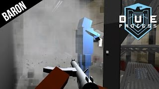 AMBUSH!  Due Process Tactical Shooter Squad Gameplay!
