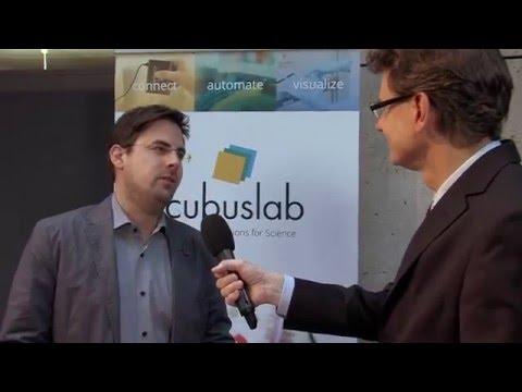 Venture Capital-Pitch: Die cubuslab GmbH stellt sich vor - VC-BW 2016