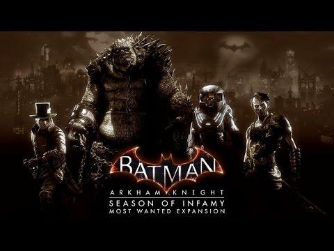 Batman Arkham Knight: Season Of Infamy Review!