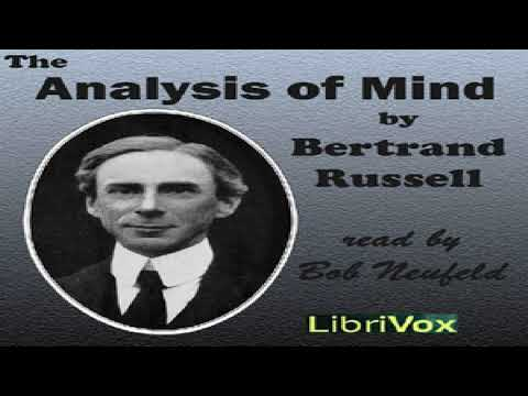 Analysis of Mind | Bertrand Russell | Modern | Talkingbook | English | 1/6
