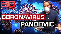Journalist goes undercover at 'wet markets', where the Coronavirus started | 60 Minutes Australia