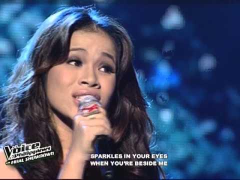 """THE VOICE Philippines Finale : Klarisse De Guzman """"SLOWLY"""" Live Performance"""