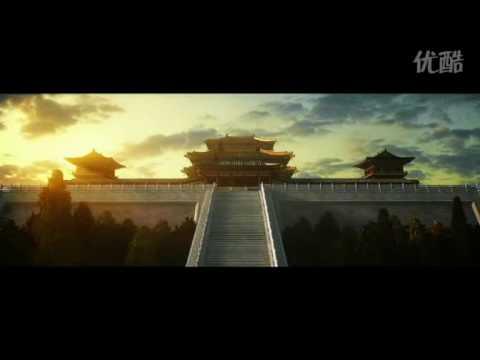 『飛躍大明宮』 西安大明宮館宣傳片 上海2010年世博會 Xi'an Daming Palace