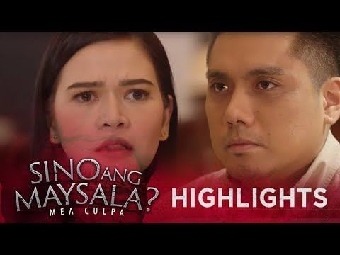 Juris Gets Caught Fabricating The DNA Results | Sino Ang Maysala (With Eng Subs)