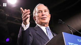 Billionaire Mike Bloomberg To Run 'To The Bitter End'