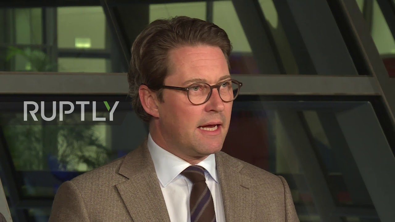 Germany: Parties 'warm-up' for 'Jamaica' coalition negotiations