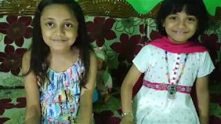 Family And Friends (চড়ুই ভাতি )Kitchen toys for kids.