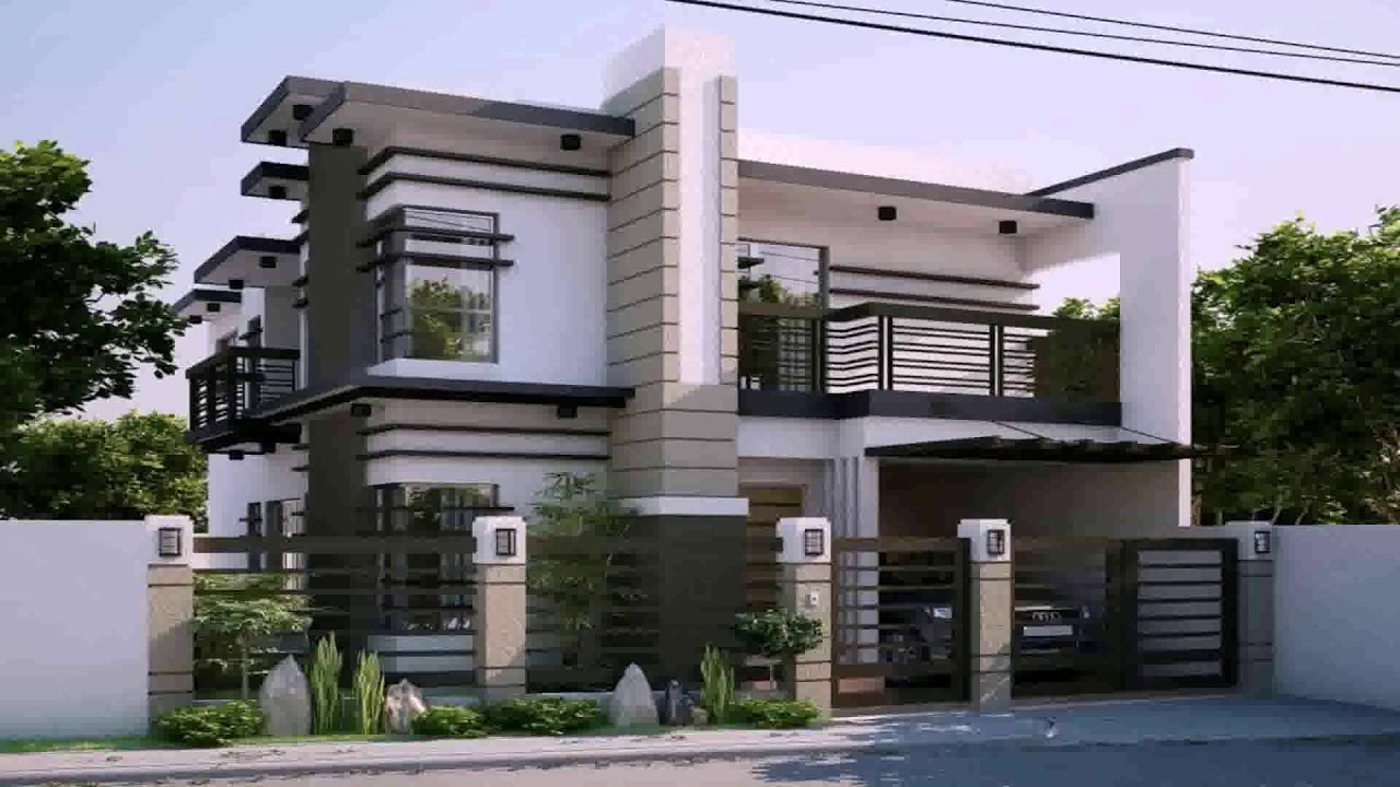 Modern Architecture Design In The Philippines & Modern Architecture Design In The Philippines - YouTube