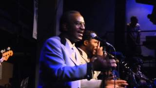 The Impressions and The Curtom Orchestra - Choice of colour - Live in London 2012