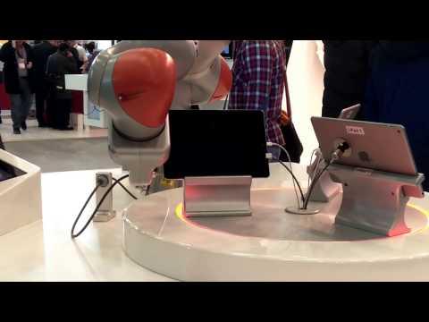 KUKA Endüstriyel Robot - WIN EURASIA Automation 2017
