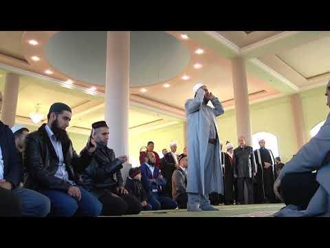 Первую в ЕАО соборную мечеть открыли в Биробиджане (РИА Биробиджан)
