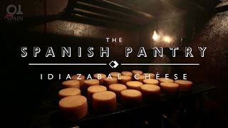 The Spanish Pantry: Idiazabal Cheese