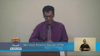 38ª Sessão Ordinária - Câmara Municipal de Araras