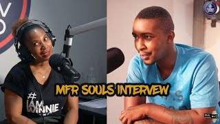 MFR Souls talk the Amapiano genre and lifestyle as well as their journey on #Phly3to5