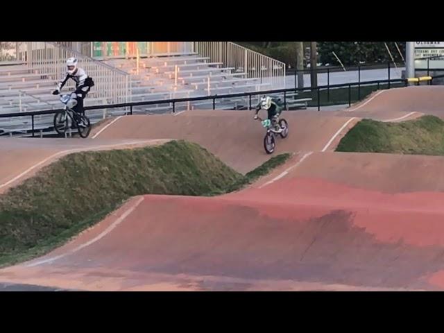 Oldsmar BMX Practice
