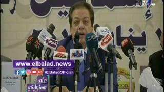 محمد أبو العينين في رسالة أمل: «الاستثمارات على الأبواب».. فيديو