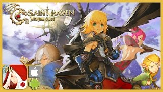 Dragon Nest - Saint Haven Gameplay (Mobile)