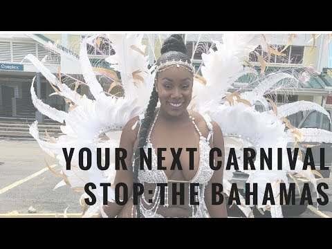Travel Vlog: Your next carnival stop: The Bahamas