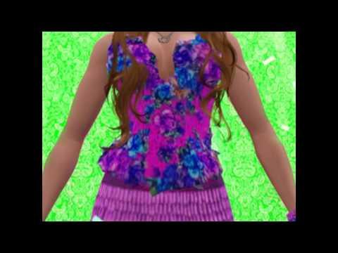 Винкс - Гармоникс ( в игре Sims 3 )