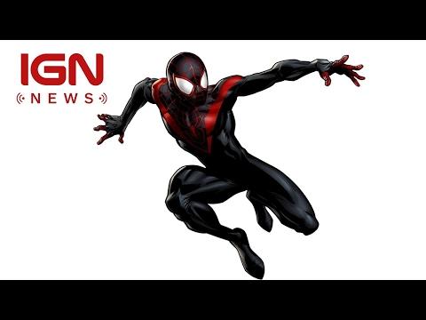 Spider-Man: Miles Morales Will Headline Sony's Animated Movie - IGN News
