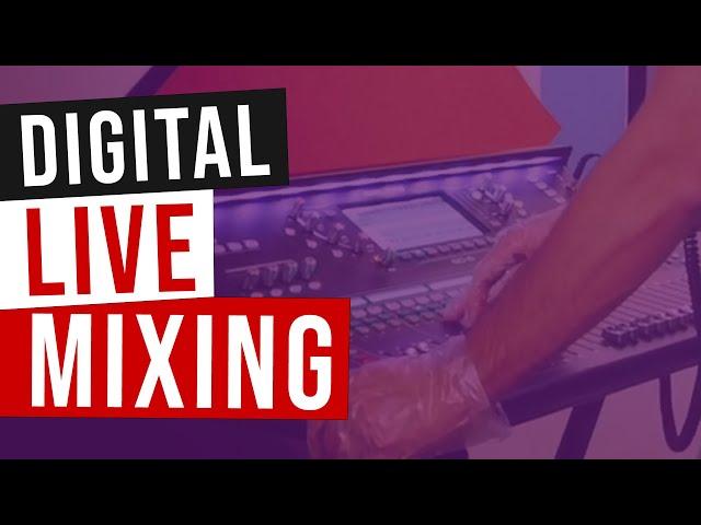 La classe di Digital Live Mixing al Saint Louis College of Music | Vita da Professionisti #44