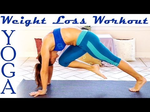 Morning Weight Loss Yoga Workout 3 - 25 Minute Fat Burning Y