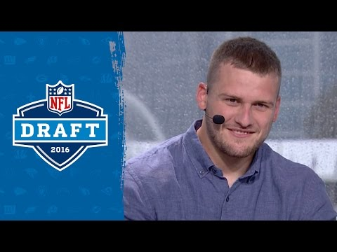 Mike Mayock Pitches Moritz Boehringer To The Vikings On-Air | 2016 NFL Draft