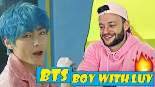FIRST TIME Reacting to BTS - Boy With Luv  |  BTS COMEBACK SONG