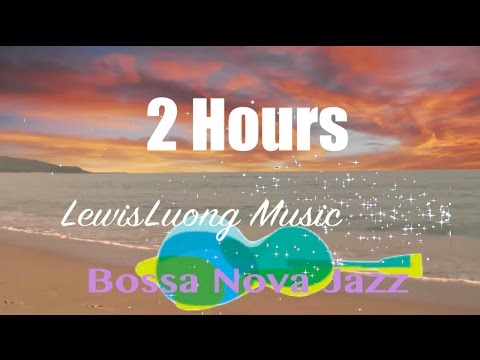bossa-nova-jazz-music:-relaxing-summer-piano-instrumental-songs-&-musica-(tropical-beach-video)