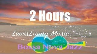 Bossa Nova Jazz Music: Relaxing summer piano instrumental songs & musica (Tropical Beach Video)