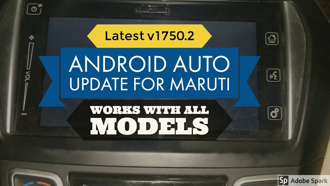 [Free download] Maruti gives second Android auto update v1750 2 to all,  install now