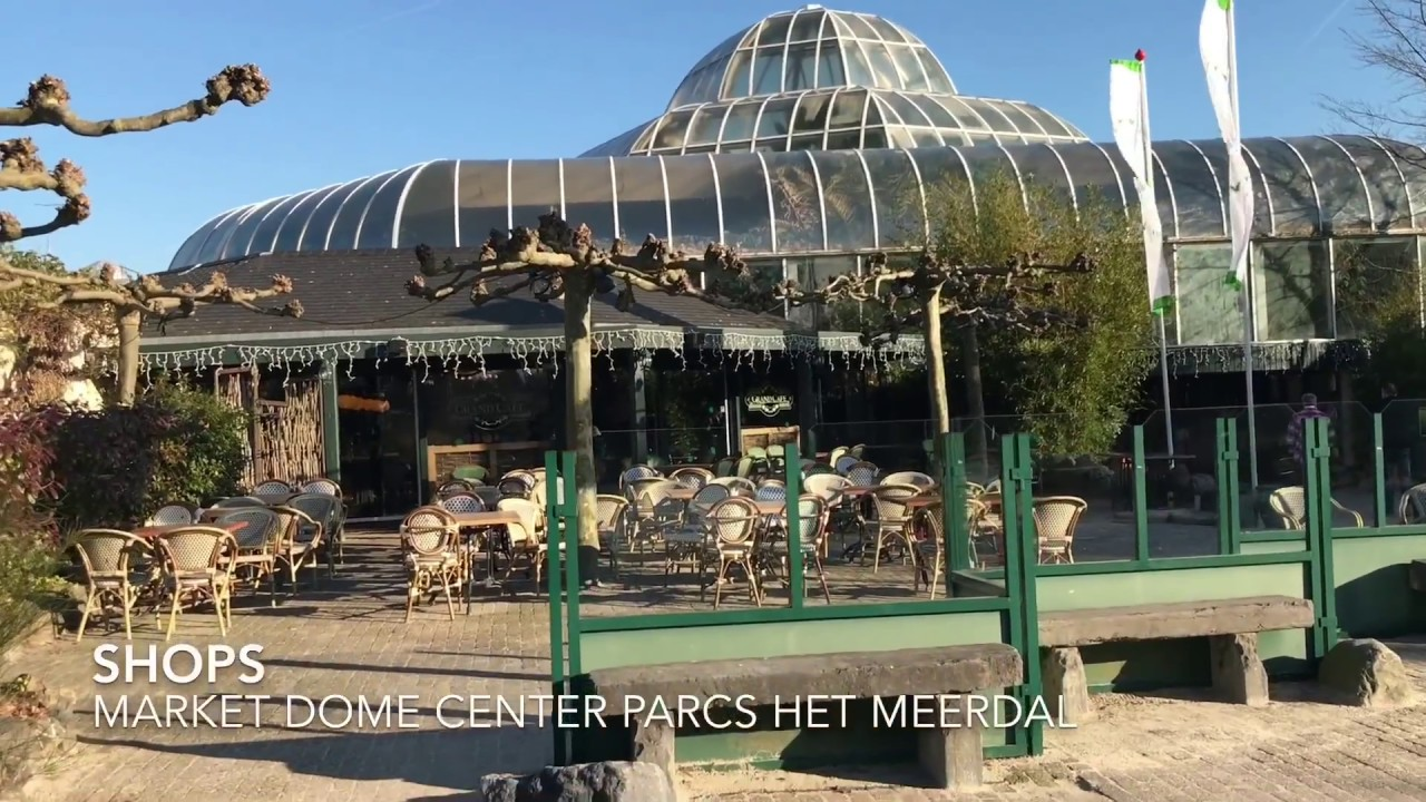 Center Parcs De Eemhof Market Dome.Shops Im Market Dome Center Parcs Het Meerdal Youtube