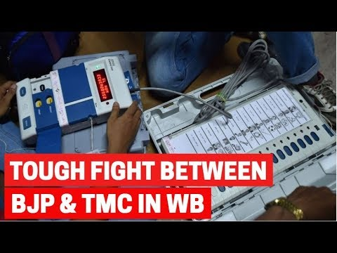 Exit Poll 2019 Results: Tough fight between BJP and TMC in West Bengal
