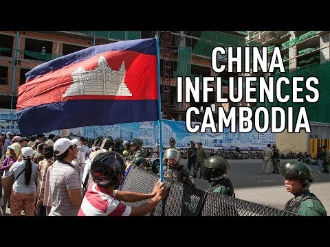 Why China Is Buying Up Cambodia