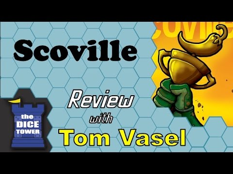 Scoville Review - With Tom Vasel
