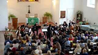 """Ars-Nova"" -  Бранденбургський концерт №3 (С. Бах)"